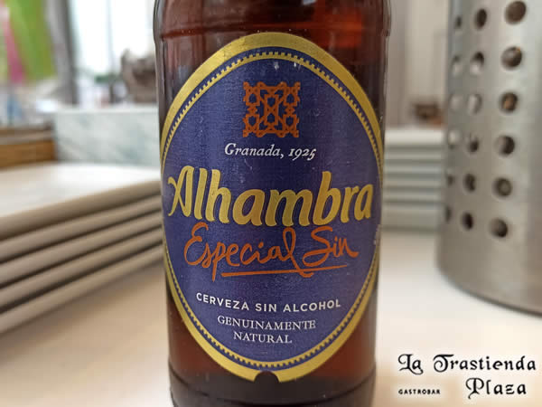 Alhambra Especial Sin
