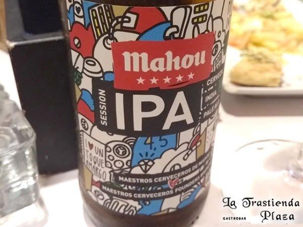Mahou IPA