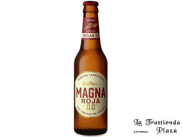 San Miguel Magna Roja 0%